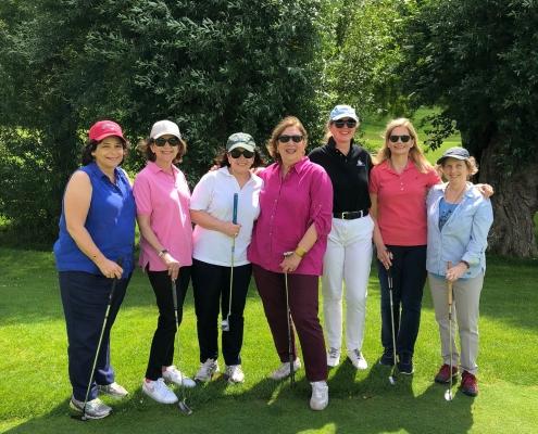 AAWE Members Golfing